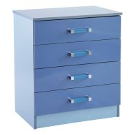 See more information about the Ottawa 2-Tones 4 Drawer Chest - Blue