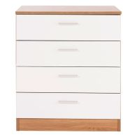 See more information about the Ottawa 4 Drawer Chest - Oak