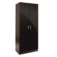 See more information about the Ottawa Wardrobe Black 2 Door