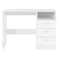 See more information about the Ottawa Study Desk - White