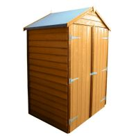 See more information about the Shire Overlap Garden Shed (4' x 3')