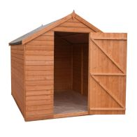 See more information about the Shire Overlap Garden Shed 8' x 6'