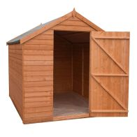 See more information about the Shire Overlap Garden Shed 7' x 5'