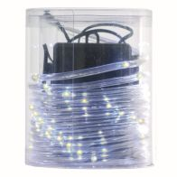 See more information about the Warm White 3m Tube Indoor & Outdoor Christmas Lights