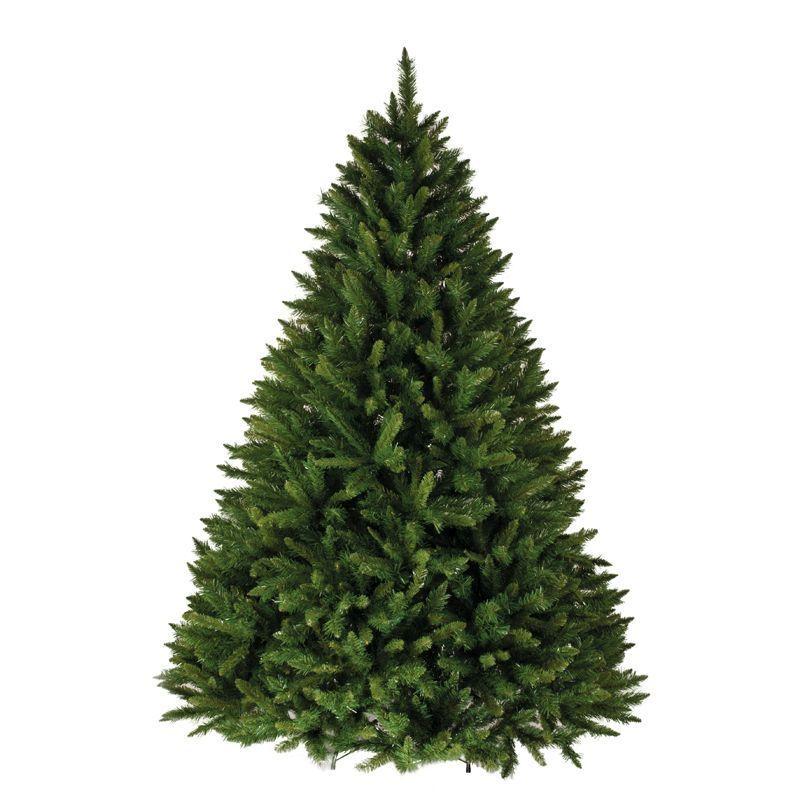 Grand Christmas Tree: 180cm (5 Foot 10 Inch) Green Grand Fir 942 Tips Christmas