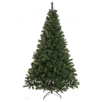 120cm (3 Foot 11 Inch) Green Deluxe Canadian Pine 302 Tips Tree