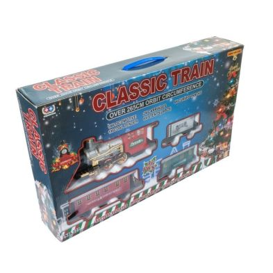20 Piece Classic Train Set
