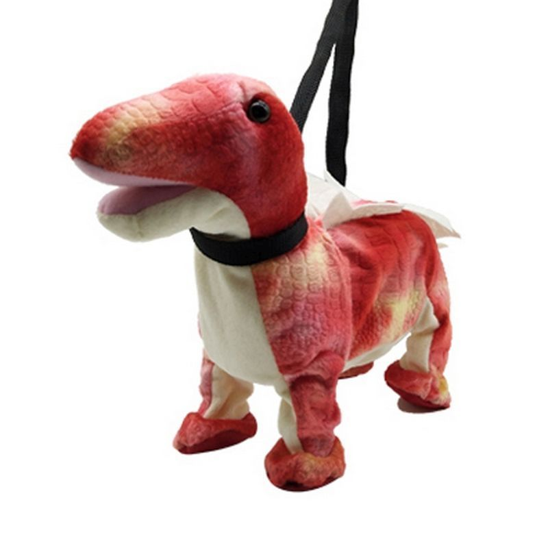 Walking Singing Animated Dinosaur 26cm