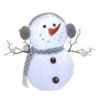 See more information about the 5 LED Multicolour Light Up Snowman 48cm