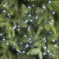 See more information about the 1000 LED White Glow-worm Lights