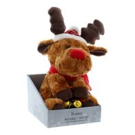 See more information about the Animated Reindeer 31cm