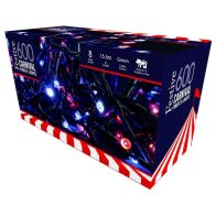 See more information about the 600 LED Blue & Red Carnival Firefly Lights