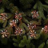 See more information about the 400 LED Red & White Twinkling Starburst Lights
