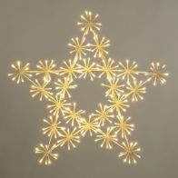 See more information about the 250 LED Warm White Star Light 60cm