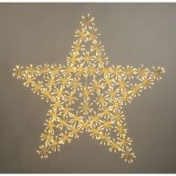 See more information about the 610 LED Warm White Star Light 90cm