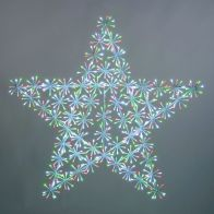 See more information about the 610 LED Multicolour Star Light 90cm