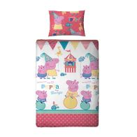 See more information about the Peppa Pig Single Duvet Set