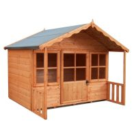 See more information about the Shire Pixie Garden Playhouse (6' x 4')