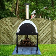 See more information about the Outdoor Royal Portable Wood Fired Pizza Oven