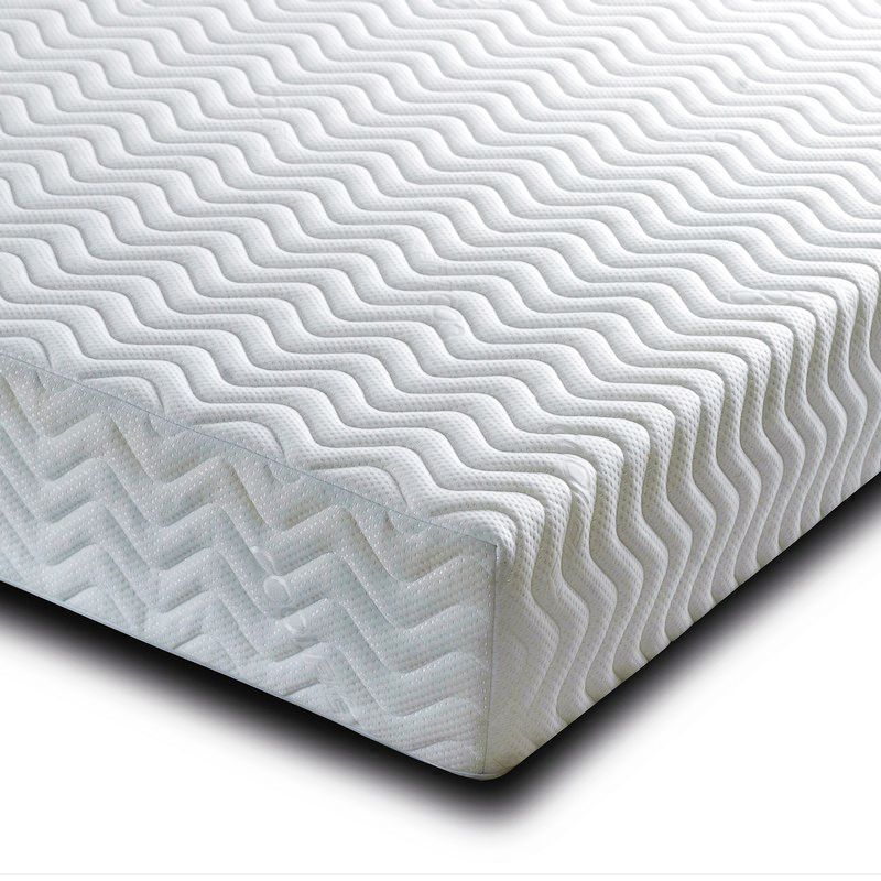 Total Relief Memory Mattress Small Double Medium