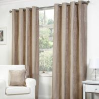 "See more information about the Fusion Palma Curtains (45"" Width x 54"" Drop) - Mink"