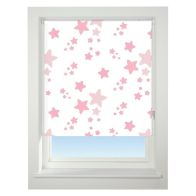 See more information about the Universal 60cm Pink Twinkle Twinkle Blackout Roller Blind