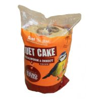 See more information about the Meal Worm and Insect Suet Cake Bird Feed