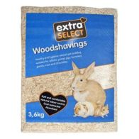 See more information about the Extra Select Woodshavings (3.6kg)