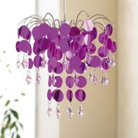 See more information about the Chandelier Chic-Pink