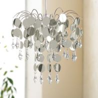 See more information about the Chandelier Chic-Silver