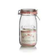 See more information about the Kilner Round Cliptop Jar 1.5ltr