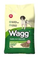 See more information about the Wagg Worker Original Dog Food 17kg