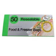 See more information about the 50pk Zip loc Food Bags