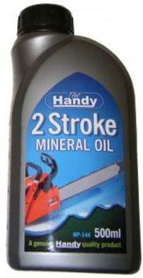 The Handy 2 Stroke Mineral Oil 500ml