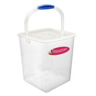 See more information about the SureGrip Storage Box with Soft Grip Handle 10L
