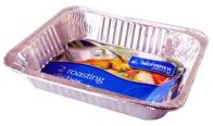 See more information about the Large Foil Roasting Dishes (Pack Of 2)