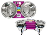 See more information about the Double Diner Stand Dog Bowl.