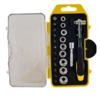 See more information about the Rolson Bit & Socket Ratchet Set