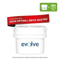 See more information about the Aqua Optima Evolve 30 Day Water Filter 1pk