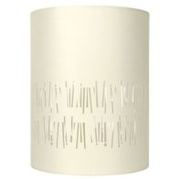 See more information about the Cylinder Pendant Lamp Shade - Cream
