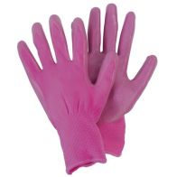 See more information about the Briers Seedling Gardener Gloves Pink Medium