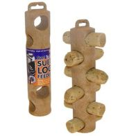 See more information about the Suet Log Bird Feeder