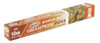 See more information about the Greaseproof Paper
