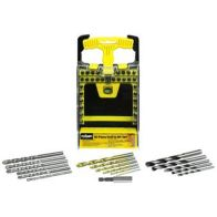 See more information about the Rolson 50pc Drill Bit Set