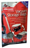 See more information about the Kingfisher Vac Bags 3 x small
