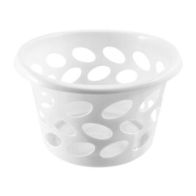 See more information about the Round Laundry Basket White