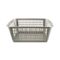 See more information about the Small Handy Basket Platinum