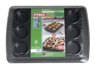 See more information about the Pyrex Oven & Muffin Tray Set
