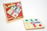 See more information about the Retro Ludo Wood Game
