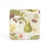 See more information about the Vintage Fruit Coasters Set of 4